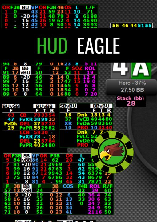 Cover - HUD Eagle