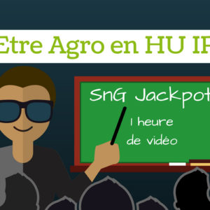Cours vidéo poker - Etre Agro en HU IP